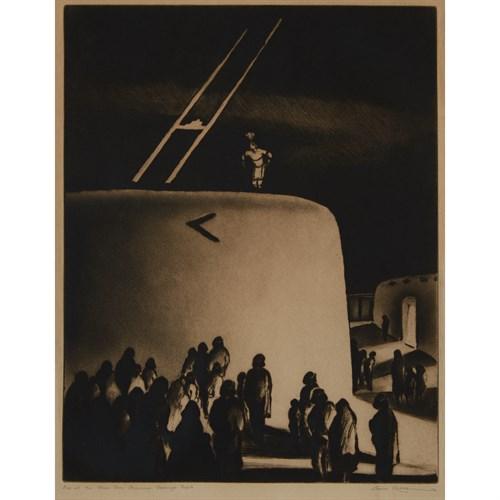 Lot 4 - GENE KLOSS  (AMERICAN 1903-1996)