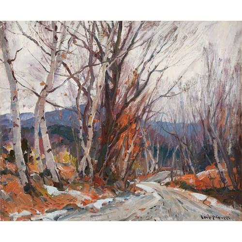Lot 44 - EMILE ALBERT GRUPPE  (AMERICAN 1896-1978)