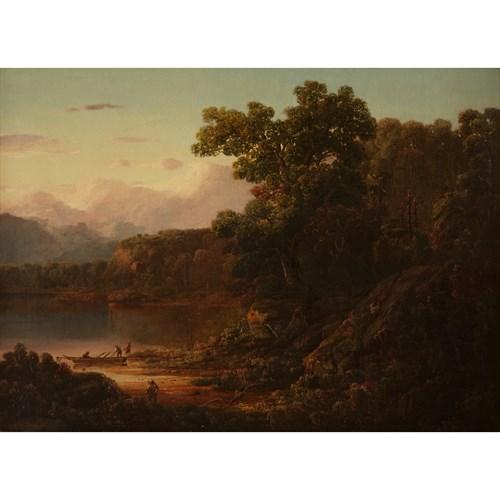 Lot 9 - WILLIAM LOUIS SONNTAG  (AMERICAN 1822-1900)
