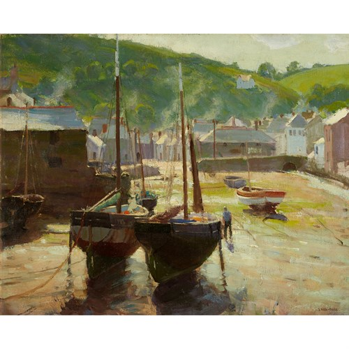 Lot 94 - HARRY LEITH-ROSS  (AMERICAN 1886-1973)