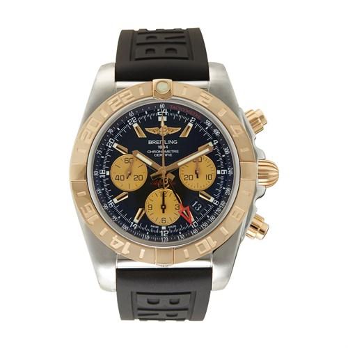 Lot 95 - Breitling Chronomat GMT Ref.CB042012/C858 c. 2010