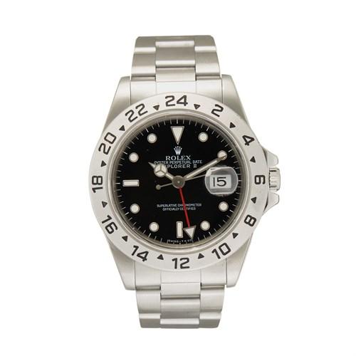 Lot 1 - Rolex Explorer II Ref.16570 c. 1998