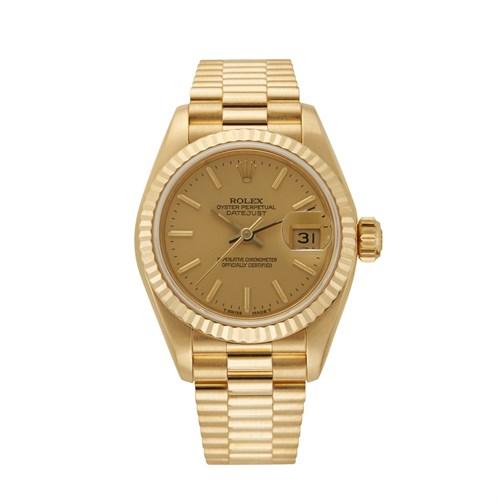 Lot 18 - Rolex Datejust Ref.69178 c. 1990