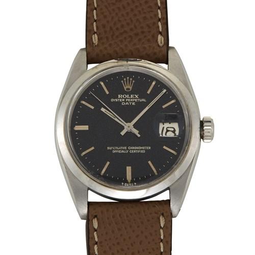 Lot 49 - Rolex Date Ref.1500 c. 1960