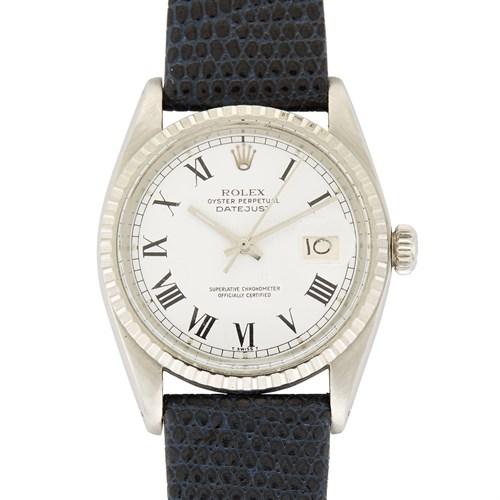 Lot 10 - Rolex Datejust Ref.1603 c. 1977
