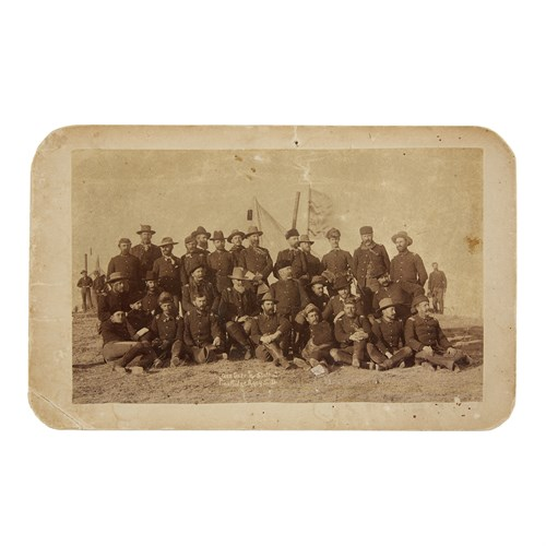 Lot 228 - (Americana) 28 Pieces. Original photographs of...