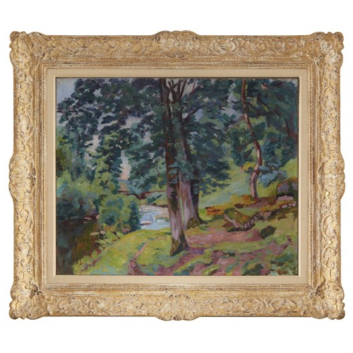 Lot 8 - ARMAND GUILLAUMIN  (FRENCH 1841-1927)