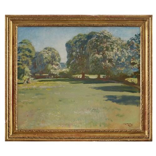Lot 12 - SIR ALFRED MUNNINGS  (BRITISH 1878–1959)