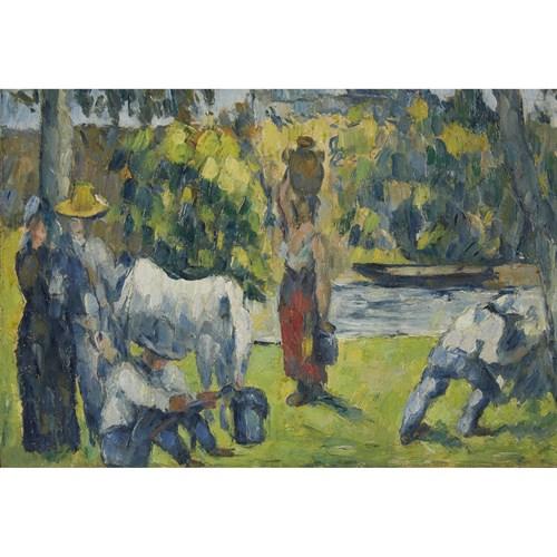 Lot 7 - Paul Cézanne (French 1839-1906)