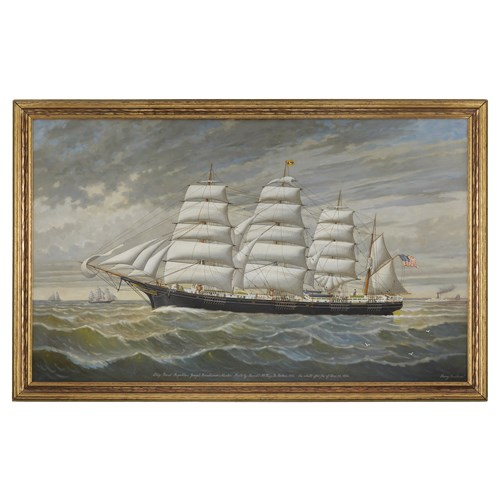 Lot 19 - PERCY A. SANBORN  (AMERICAN 1849–1929)