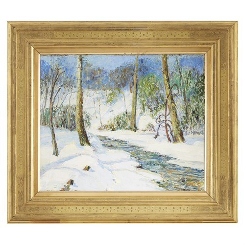 Lot 37 - WILLIAM FRANCIS TAYLOR  (AMERICAN/CANADIAN 1883–1970)