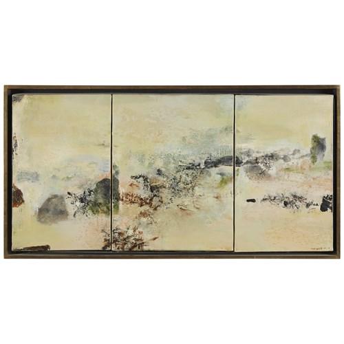 Lot 44 - Zao Wou-Ki  (Chinese/French, 1920-2013)