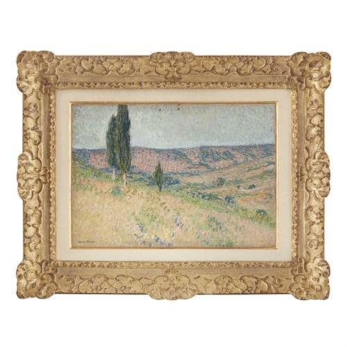 Lot 9 - HENRI JEAN GUILLAUME MARTIN  (FRENCH 1860-1943)