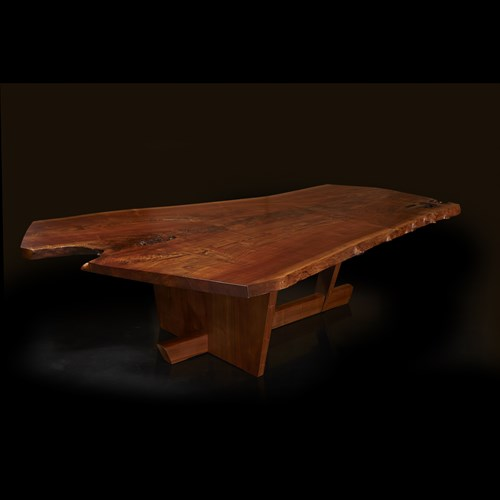 Lot 43 - GEORGE (AMERICAN, 1905-1990) AND MIRA (AMERICAN, B. 1942) NAKASHIMA