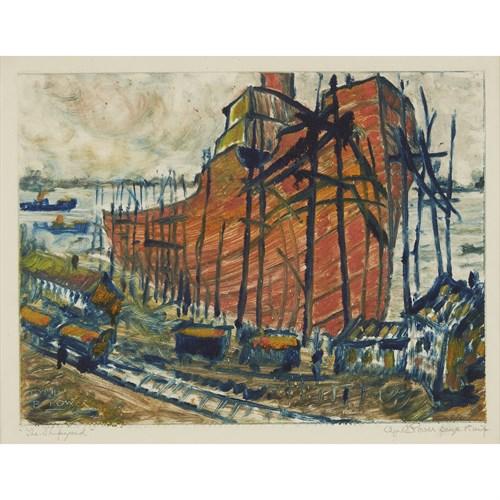 Lot 10 - CYRIL POWER  (BRITISH, 1874-1951)