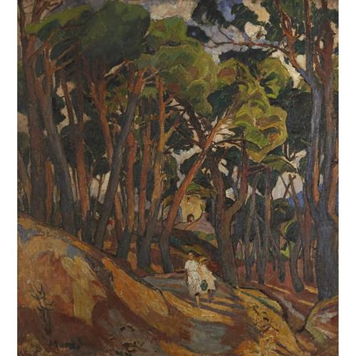 Lot 9 - MARIA-MELA MUTER  (FRENCH/POLISH, 1876-1967)
